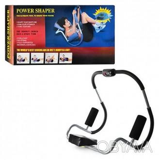 Тренажер для пресса Ab Roller (power shaper)