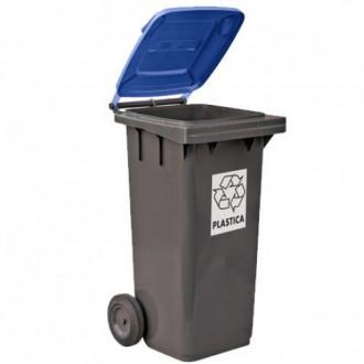 100BLB Контейнер для мусора 100л Контейнер для мусора - эргономичный с толстой р. Киев, Киевская область. фото 3
