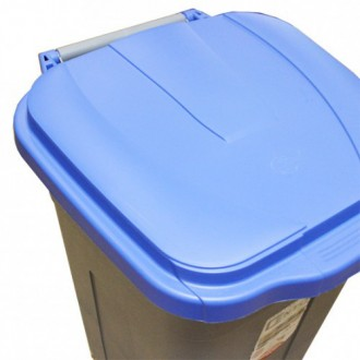 100BLB Контейнер для мусора 100л Контейнер для мусора - эргономичный с толстой р. Киев, Киевская область. фото 4