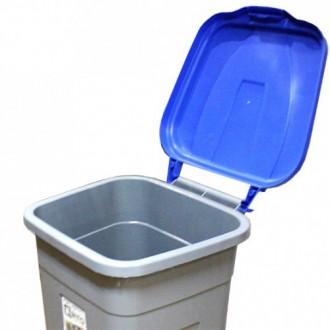 100BLB Пластиковый контейнер для мусора, 100 л. Киев. фото 1