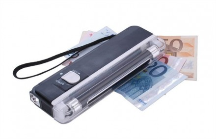 Портативный детектор денег DL 01 Компактный и портативный Мощный ультрафиолетовы. Одесса, Одесская область. фото 6