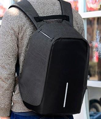Городской рюкзак Антивор  Bobby для ноутбука. Одесса. фото 1