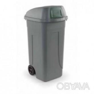 Контейнер для мусора - эргономичный с толстой ручкой для облегченной работы с ни. Киев, Киевская область. фото 1
