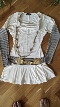 Классное эффектное платье спортивного стиля для девушки. Киев. фото 1