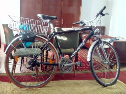 Продам срочно велосипед пр-ва Германии. Николаев. фото 1