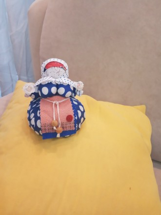Любите этнические вещи или хотите сделать оригинальный подарок? Куклы кубышки-тр. Чернигов, Черниговская область. фото 3