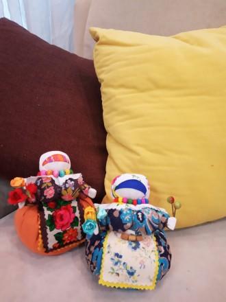 Любите этнические вещи или хотите сделать оригинальный подарок? Куклы кубышки-тр. Чернигов, Черниговская область. фото 2