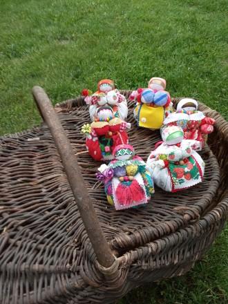 Любите этнические вещи или хотите сделать оригинальный подарок? Куклы кубышки-тр. Чернигов, Черниговская область. фото 6