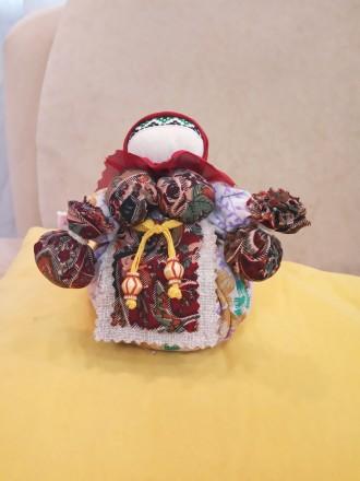 Любите этнические вещи или хотите сделать оригинальный подарок? Куклы кубышки-тр. Чернигов, Черниговская область. фото 4