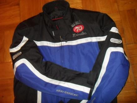 Мото-куртка Hein Gericke с защитой , размер L ( 52 ). Киев. фото 1