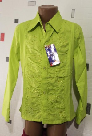 Блузка для девочки 8-12 лет. Токмак. фото 1