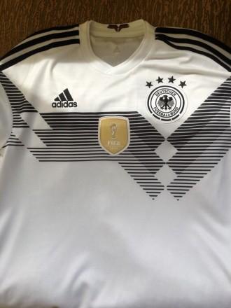 Футболка немецкой сборной. Киев. фото 1