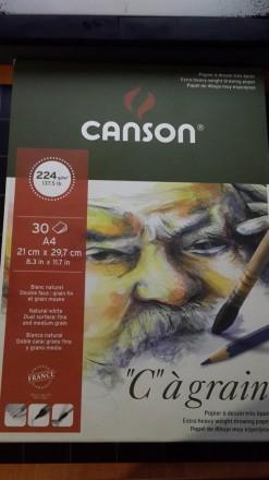 СРОЧНО продам акварельную бумагу Canson. Київ. фото 1