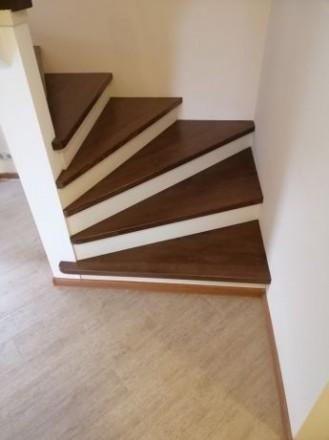 Лестницы из массива. Барышевка. фото 1