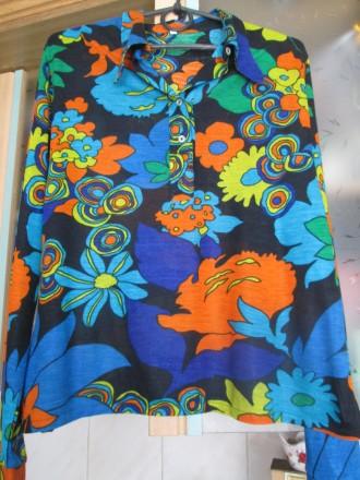 блуза - батник женская с длинным рукавом. Староконстантинов. фото 1