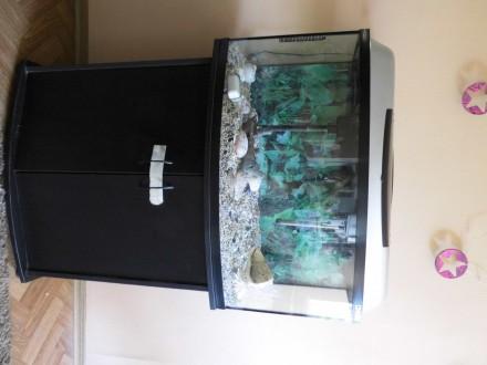 Продам акваріум Б/У. Днепр. фото 1