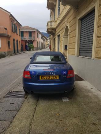 Продаётся английская машина Audi А4 Sports Cabriolet 2003 2.4 бензин, автомат. О. Белая Церковь, Киевская область. фото 4