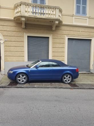 Продаётся английская машина Audi А4 Sports Cabriolet 2003 2.4 бензин, автомат. О. Белая Церковь, Киевская область. фото 3