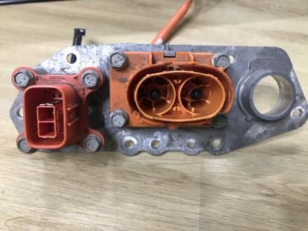 Силовой  разъем , кабель батареи Nissan Leaf 13-17. Тернополь, Тернопольская область. фото 4