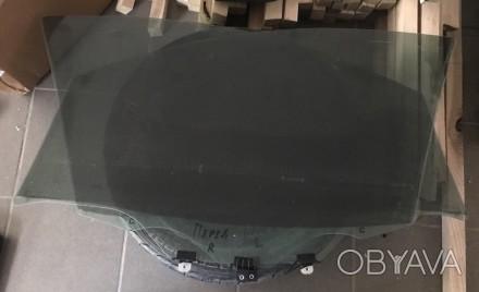 Стекло двери переднее правое Nissan Leaf 13-17. Тернополь, Тернопольская область. фото 1