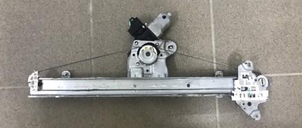 Стеклоподъемник механизм перед лев двери Nissan Leaf 13-17. Тернополь, Тернопольская область. фото 2