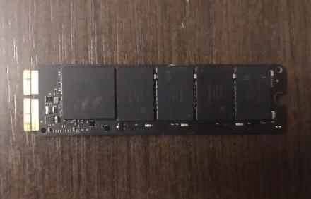 SSD-накопитель 128gb MacBook Air A1466. Киев. фото 1