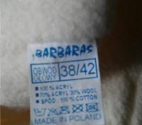 Шапка для девочек, Польского производителя Barbaras, подкладка нежный флис. Мез. Киев, Киевская область. фото 6