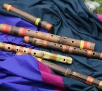 Деревянные и бамбуковые классические и этнические инструменты для звука духа и . Львов, Львовская область. фото 4