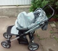Чудесная всесезонная коляска для Вашего малыша (две коляски на одном шасси), ко. Чернігів, Чернігівська область. фото 5