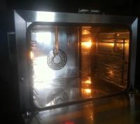 Продается кондитерский набор: печь+расстойка.  Конвекционная печь Unox XF 135,. Киев, Киевская область. фото 5