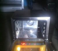 Продается кондитерский набор: печь+расстойка.  Конвекционная печь Unox XF 135,. Киев, Киевская область. фото 6