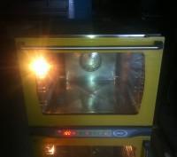 Продается кондитерский набор: печь+расстойка.  Конвекционная печь Unox XF 135,. Киев, Киевская область. фото 2