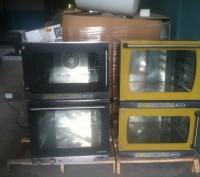 Продается кондитерский набор: печь+расстойка.  Конвекционная печь Unox XF 135,. Киев, Киевская область. фото 10