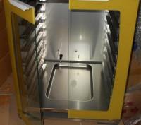 Продается кондитерский набор: печь+расстойка.  Конвекционная печь Unox XF 135,. Киев, Киевская область. фото 8