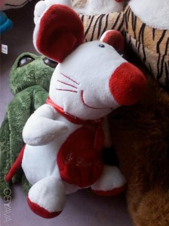 Мягкие игрушки, новые. Размеры разные. Маленькие 15грн, большие 50/70грн Пере. Київ, Київська область. фото 1
