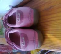 Фирменные туфельки на девочку 26 размер , длина стельки 17 см. Полностью кожаные. Чернігів, Чернігівська область. фото 6