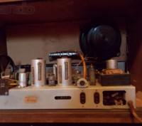 1958 год.Отлично выглядит. Принимает на всех диапазонах. Производство ГДР, Stern. Розівка, Запорізька область. фото 7