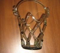 Продам вазочку из чешского стекла. Одеса. фото 1