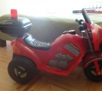 Продам детский мотоцикл на аккамуляторе, состояние нового Покупался для девочки. Днепр, Днепропетровская область. фото 3