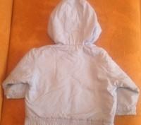 Демисезонная курточка, теплая. Длина курточки-35см.; ширина по спинке-30см.; . Запорожье, Запорожская область. фото 4