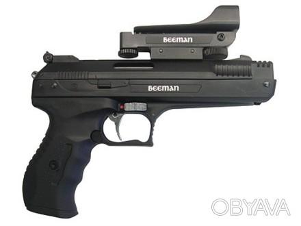 Пневматический пистолет Beeman P17 отличается хорошей эргономичностью и превосхо. Запорожье, Запорожская область. фото 1
