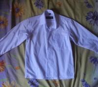 Рубашка белая на мальчика,новая,размер 28/29,длина рукава-36,5 см.,Длина от воро. Киев, Киевская область. фото 3