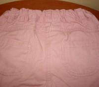 Штаны розовые для девочки регулируются резинками  Длина – 48 см Длина по внут. Киев, Киевская область. фото 5