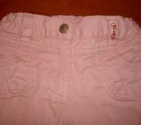 Штаны розовые для девочки регулируются резинками  Длина – 48 см Длина по внут. Киев, Киевская область. фото 4