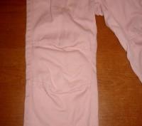 Штаны розовые для девочки регулируются резинками  Длина – 48 см Длина по внут. Киев, Киевская область. фото 6