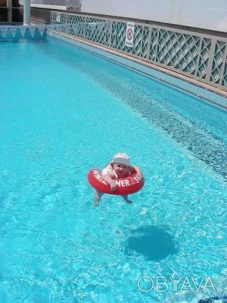 Раннее плавание детей способствует их быстрому физическому и психомоторному разв. Київ, Київська область. фото 1