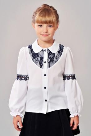 Блуза нарядная. Житомир. фото 1