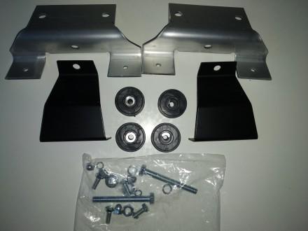 2 набора кронштейнов для багажника( на фото один). Черкассы, Черкасская область. фото 3