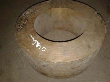 Втулка О5Ц5С5 труба 360х76х150мм. Калуш. фото 1