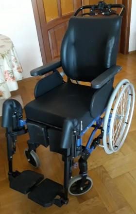 Коляска инвалидная OSD б/у. Киев. фото 1